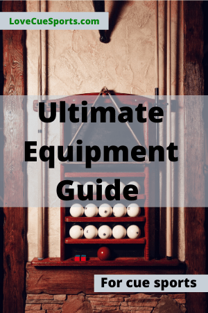 Ultimate Equipment Guide for CueSports