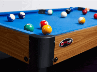 kids mini pool table