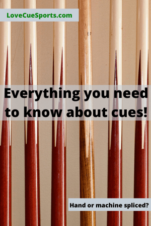 all about cue