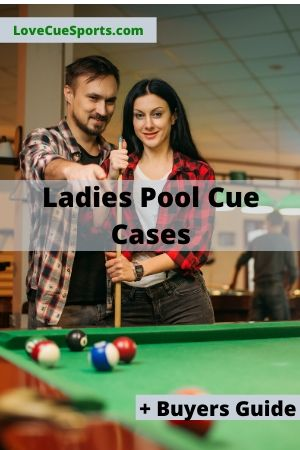best ladies pool cue case