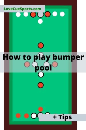 how do you play bumper pool